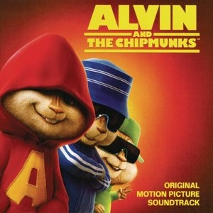 Alvin & The Chipmunks: Original Motion Picture Soundtrack album cover