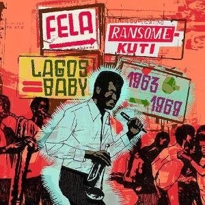 1963-1969 Lagos Baby album cover