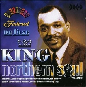 King Northern Soul Vol.2 album cover