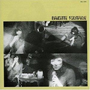 Brigitte Fontaine album cover
