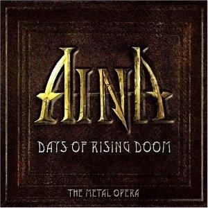 Days Of Rising Doom: The Metal Opera album cover