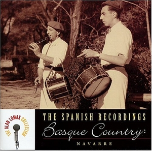 The Spanish Recordings: Basque Country -- Navarre album cover