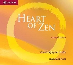 Heart Of Zen: Simplicity album cover
