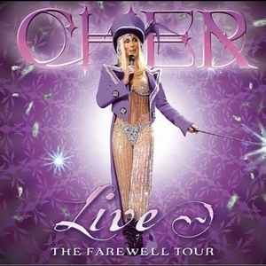 Live: The Farewell Tour album cover