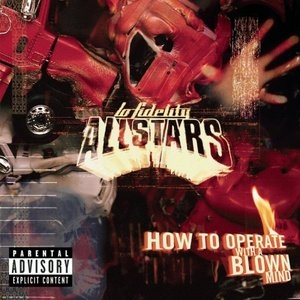 How To Operate With A Blown Mind album cover