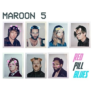 Red Pill Blues album cover