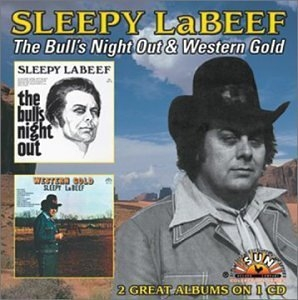The Bull's Night Out-Western Gold album cover
