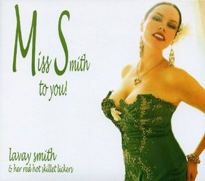 Miss Smith To You! album cover