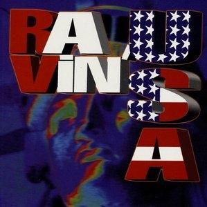 Ravin' USA album cover