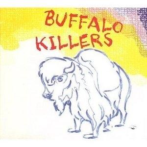 Buffalo Killers album cover