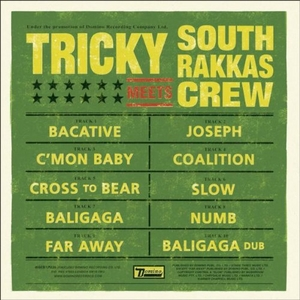Tricky Meets South Rakkas Crew album cover