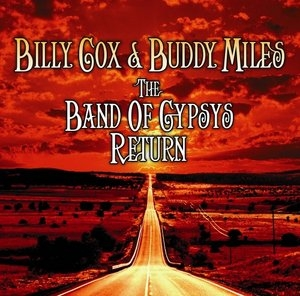 Band Of Gypsys Return album cover
