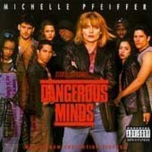 Dangerous Minds: Music From The Motion Picture album cover