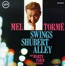 Swings Shubert Alley album cover