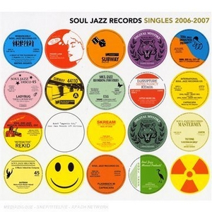 Soul Jazz Singles 2006-2007 album cover