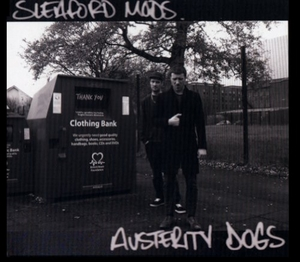 Austerity Dogs album cover
