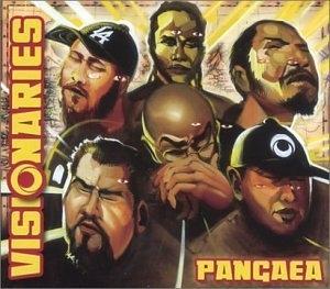Pangaea album cover