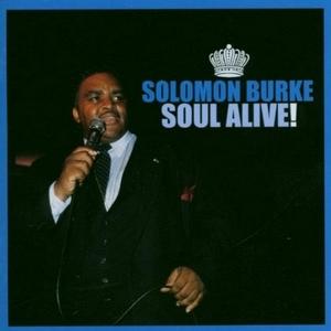 Soul Alive album cover
