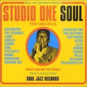 Studio One Soul album cover