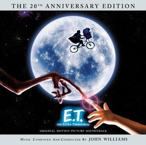 E.T.: 20th Anniversary (Original Motion Picture Soundtrack) album cover