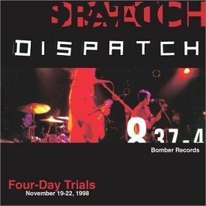 Four-Day Trials (Live) album cover