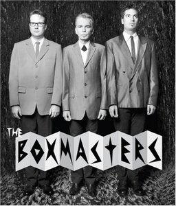 The Boxmasters album cover