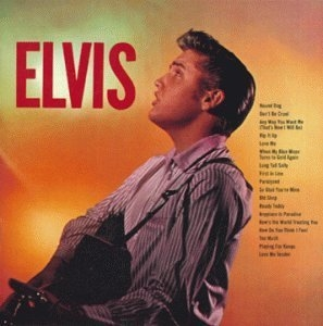 Elvis  (1956)  (Exp) album cover