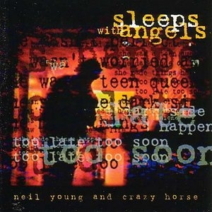 Sleeps With Angels album cover