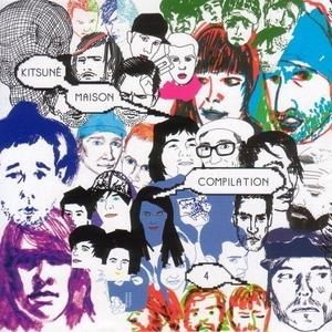 Kitsuné Maison, Vol. 4 album cover