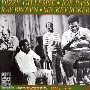 Dizzy's Big 4 album cover