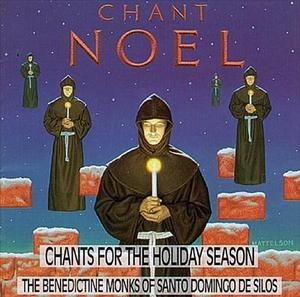 Chant Noel album cover