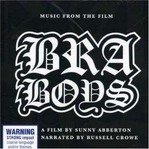 Bra Boys (Music From The Film) album cover