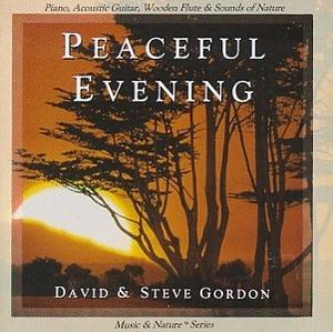 Peaceful Evening album cover