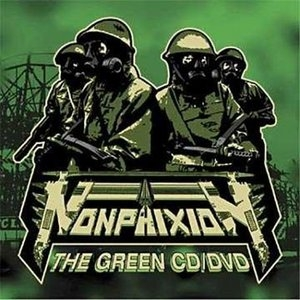 The Green CD album cover