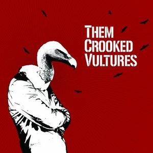 Them Crooked Vultures album cover