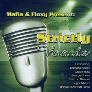 Mafia & Fluxy Present: Strictly Vocals album cover