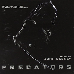 Predators (Original Motion Picture Soundtrack) album cover