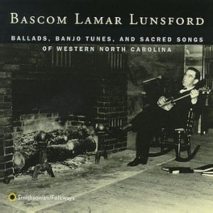 Ballads Banjo Tunes And Sacred Songs Of Western North Carolina album cover