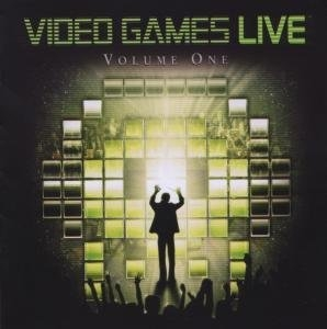 Video Games Live: Greatest Hits, Vol. 1 album cover