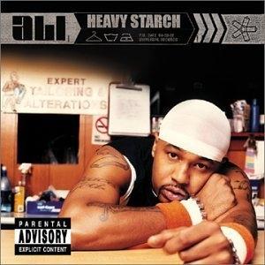 Heavy Starch album cover