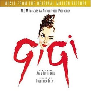 Gigi: Original Motion Picture Soundtrack album cover