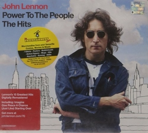 Power To The People: The Hits album cover