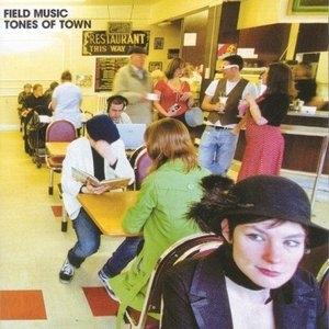 Tones Of Town album cover