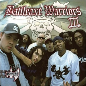 Battleaxe Warriors III album cover