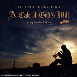 A Tale Of God's Will (A Requiem For Katrina) album cover