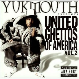 United Ghettos Of America, Vol. 2 album cover