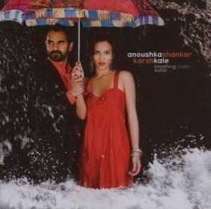 Breathing Under Water album cover