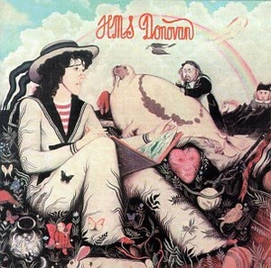 HMS Donovan album cover