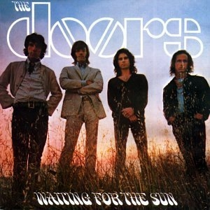 Waiting For The Sun album cover