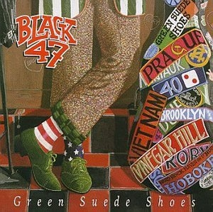Green Suede Shoes album cover